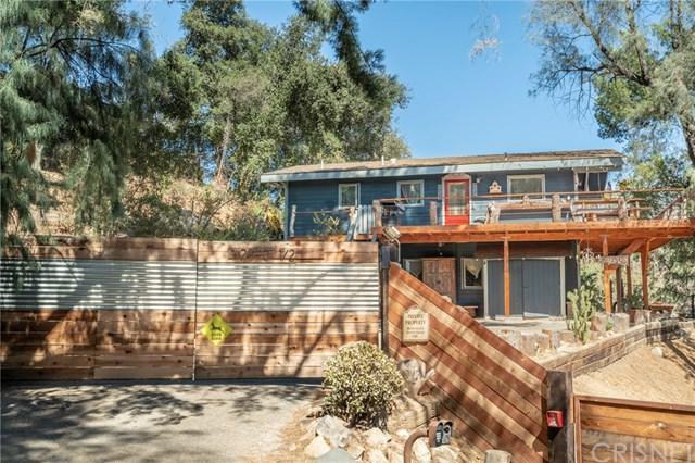 2090-1/2 Topanga Skyline Dr, Topanga, CA 90290 (#SR18230165) :: The Laffins Real Estate Team