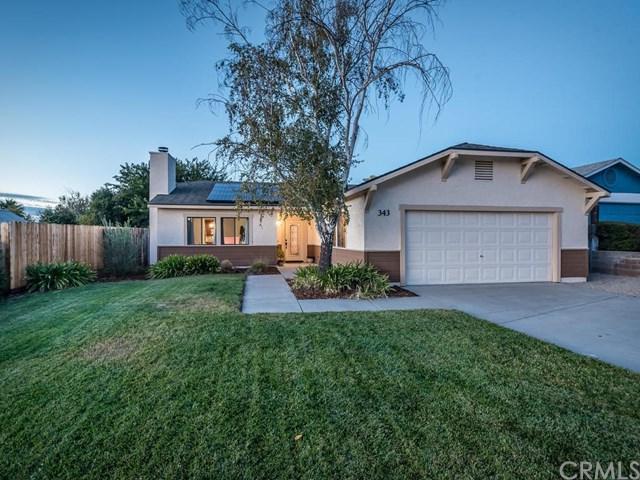 343 Arabian Lane, Paso Robles, CA 93446 (#SC18241390) :: RE/MAX Parkside Real Estate