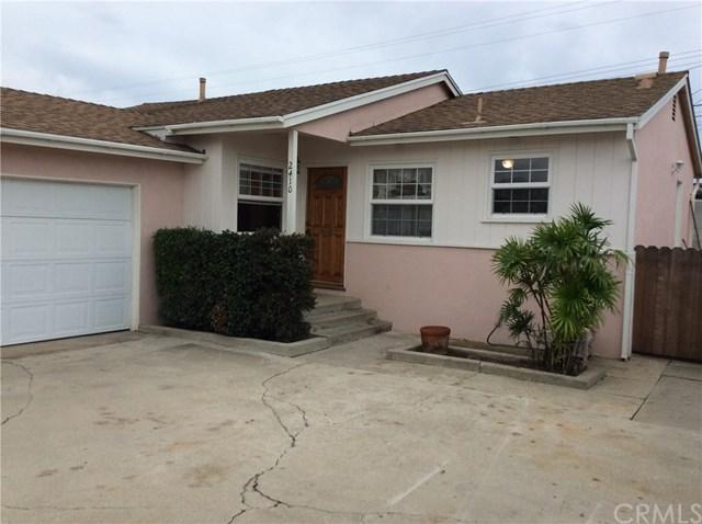 2410 W 180th Street, Torrance, CA 90504 (#SB18241631) :: Fred Sed Group