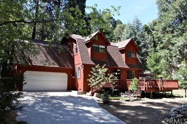 41015 Oak Drive, Forest Falls, CA 92339 (#EV18242034) :: Millman Team