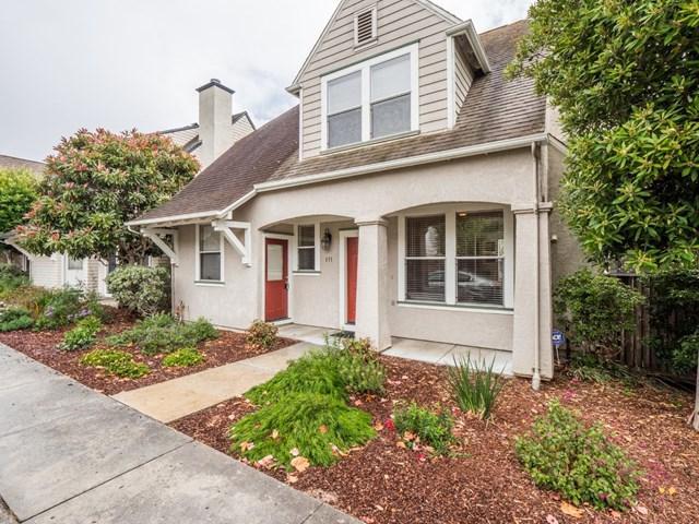 131 Robinson Lane, Santa Cruz, CA 95060 (#ML81726356) :: Go Gabby