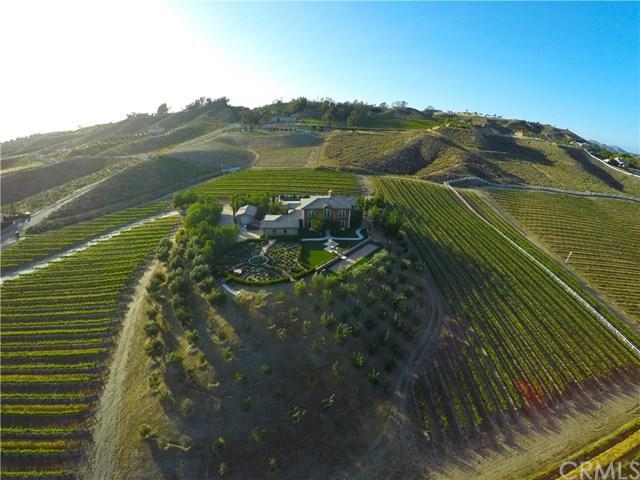 36736 Pauba Road, Temecula, CA 92592 (#SW18242639) :: The Laffins Real Estate Team