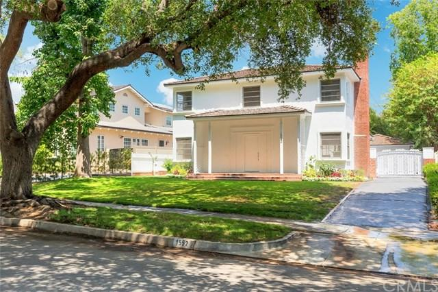 1552 Bradbury Road, San Marino, CA 91108 (#AR18243146) :: Millman Team