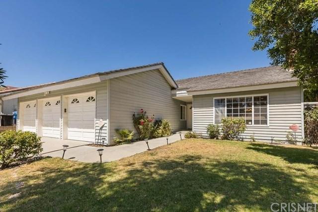 18935 Kirkcolm Lane, Porter Ranch, CA 91326 (#SR18243232) :: The Laffins Real Estate Team