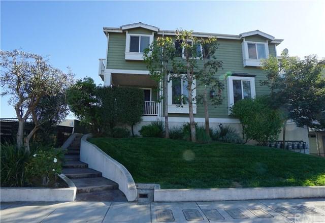 1208 Tennyson Street #1, Manhattan Beach, CA 90266 (#SB18240393) :: Fred Sed Group