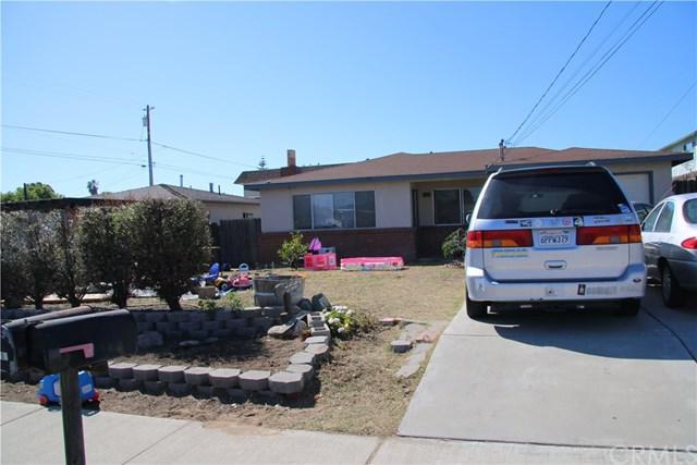 458 S 14th Street, Grover Beach, CA 93433 (#PI18237583) :: Pismo Beach Homes Team