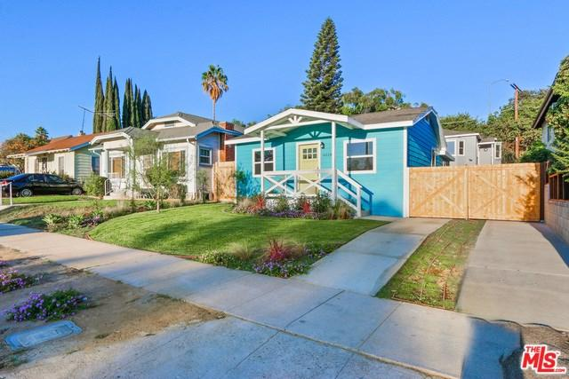 4018 W Avenue 41, Los Angeles (City), CA 90065 (#18394090) :: The Laffins Real Estate Team
