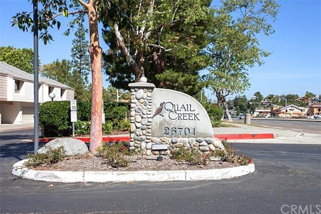 26701 Quail Creek #47, Laguna Hills, CA 92656 (#OC18244999) :: Pam Spadafore & Associates