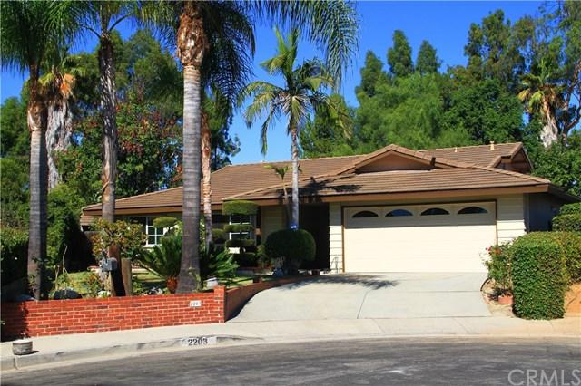 2203 Maystone Place, Rowland Heights, CA 91748 (#TR18244809) :: The Laffins Real Estate Team