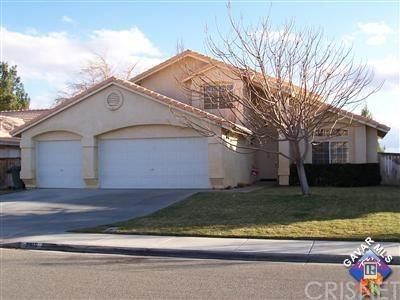 2916 Owens Way, Rosamond, CA 93560 (#SR18246244) :: Group 46:10 Central Coast