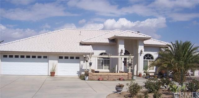 11236 Smoke Tree Road, Oak Hills, CA 92344 (#CV18245793) :: The Laffins Real Estate Team