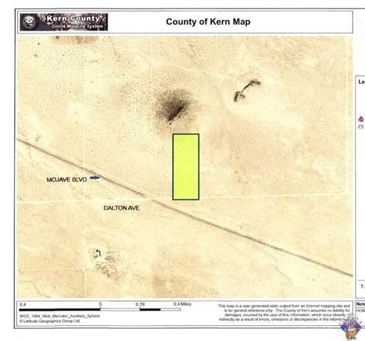 0 Dalton Ave, Mojave, CA 93501 (#SR18246998) :: RE/MAX Parkside Real Estate