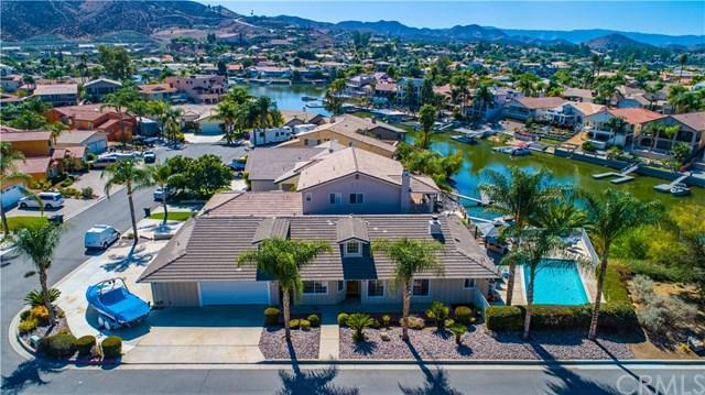 24121 Canyon Lake Drive N, Canyon Lake, CA 92587 (#SW18247317) :: Impact Real Estate
