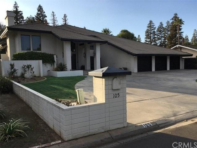 105 Portales Real, Bakersfield, CA 93309 (#OC18247539) :: The Laffins Real Estate Team