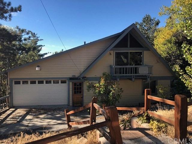 32405 Scandia Drive, Running Springs Area, CA 92382 (#EV18247757) :: The Laffins Real Estate Team