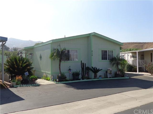 2751 Reche Canyon Road #215, Colton, CA 92324 (#EV18248000) :: Fred Sed Group