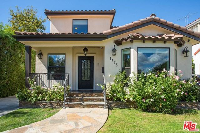 1525 Livonia Avenue, Los Angeles (City), CA 90035 (#18395630) :: PLG Estates