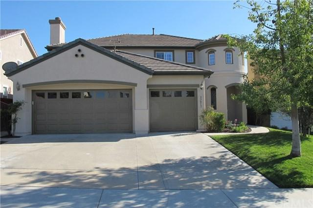 33013 Embassy Avenue, Temecula, CA 92592 (#SW18247979) :: The Laffins Real Estate Team