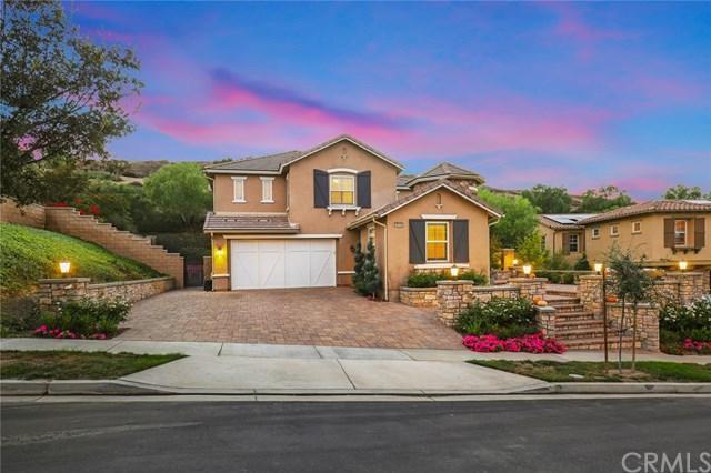 16436 Bell Ridge Drive, Chino Hills, CA 91709 (#TR18245643) :: Mainstreet Realtors®