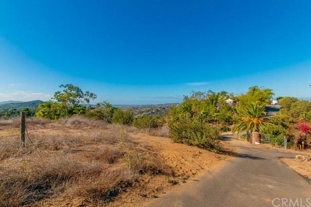 0 Wilt Road, Fallbrook, CA 92028 (#SW18247588) :: Millman Team