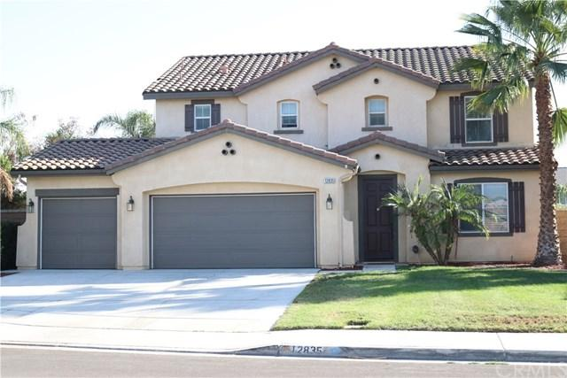 12835 Mare Meadows Court, Eastvale, CA 92880 (#PW18248384) :: The Laffins Real Estate Team