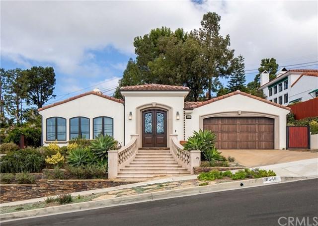 6545 Abbottswood Drive, Rancho Palos Verdes, CA 90275 (#SB18247947) :: Millman Team