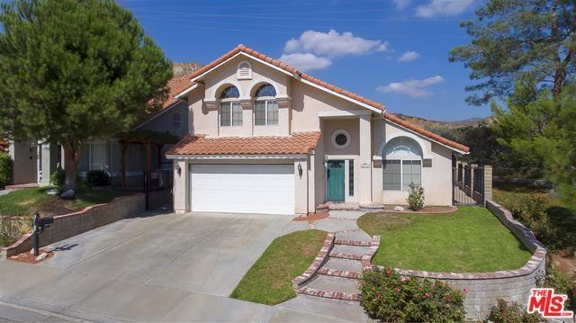 29010 Shadow Valley Lane, Saugus, CA 91390 (#18396276) :: Fred Sed Group