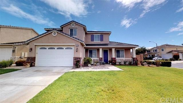 14405 Wolfhound Street, Eastvale, CA 92880 (#PW18248887) :: The Laffins Real Estate Team