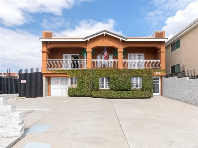 464 W 11th Street, San Pedro, CA 90731 (#PV18247760) :: Millman Team