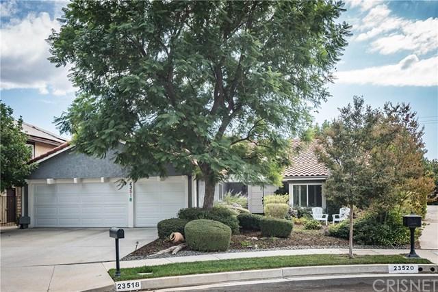 23518 Elkwood Street, West Hills, CA 91304 (#SR18248199) :: The Laffins Real Estate Team
