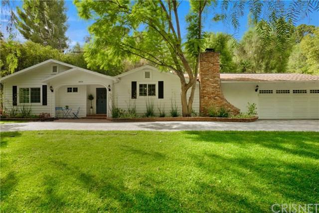 4859 Topeka Drive, Tarzana, CA 91356 (#SR18244941) :: Millman Team