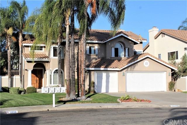 23516 Gingerbread Drive, Murrieta, CA 92562 (#SW18247059) :: The Laffins Real Estate Team