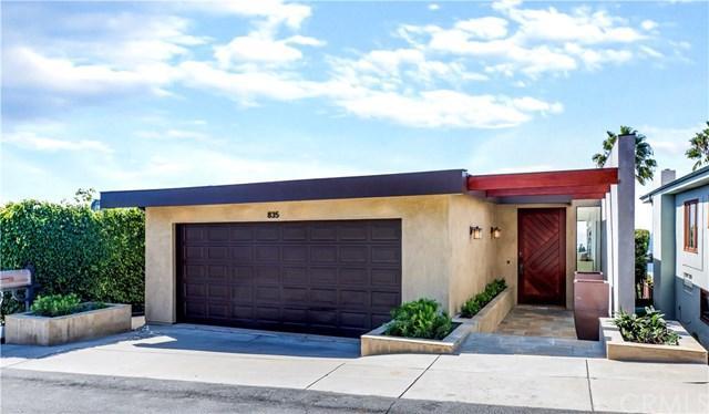 835 La Mirada Street, Laguna Beach, CA 92651 (#OC18249044) :: Mainstreet Realtors®
