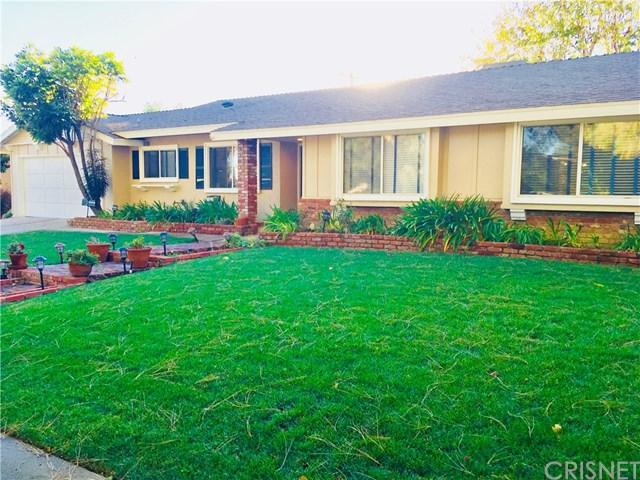 10551 Yolanda Avenue, Porter Ranch, CA 91326 (#SR18247983) :: The Laffins Real Estate Team
