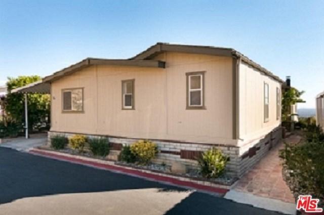 24303 Woolsey #16, West Hills, CA 91304 (#18396496) :: The Laffins Real Estate Team