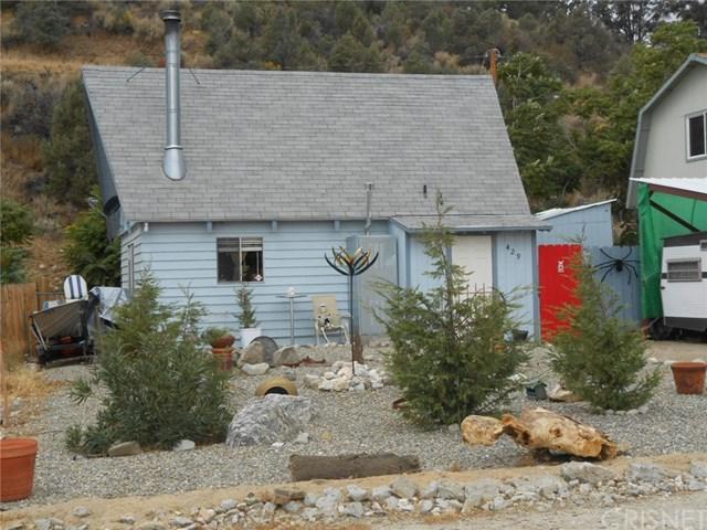 433 Carnelia Trail, Frazier Park, CA 93225 (#SR18248969) :: Group 46:10 Central Coast