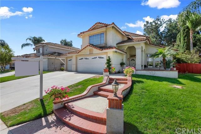 40625 Symeron Way, Murrieta, CA 92562 (#SW18249244) :: The Laffins Real Estate Team