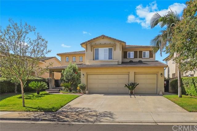 20602 E Crestline Drive, Diamond Bar, CA 91765 (#TR18249260) :: DSCVR Properties - Keller Williams