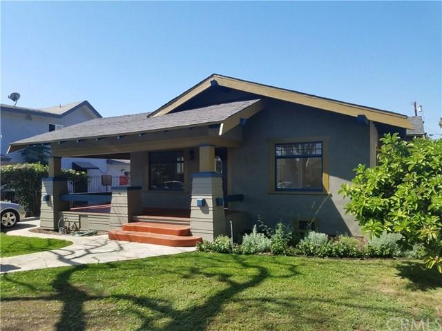 2815 6th Avenue, Jefferson Park, CA 90018 (#PW18219232) :: Fred Sed Group