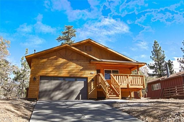 1264 Sheephorn Road, Big Bear, CA 92315 (#EV18249419) :: Millman Team