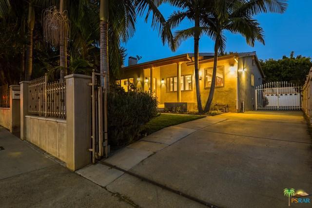642 N Crescent Heights, Los Angeles (City), CA 90048 (#18393990PS) :: PLG Estates