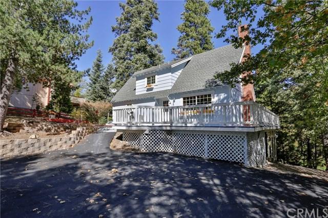 226 Brentwood Drive, Lake Arrowhead, CA 92352 (#EV18249501) :: Millman Team