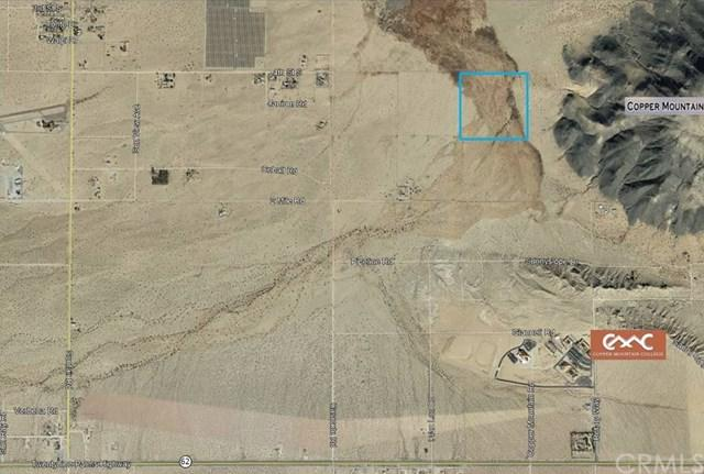 0 S 4th Street, Joshua Tree, CA 55415 (#IV18246986) :: Steele Canyon Realty