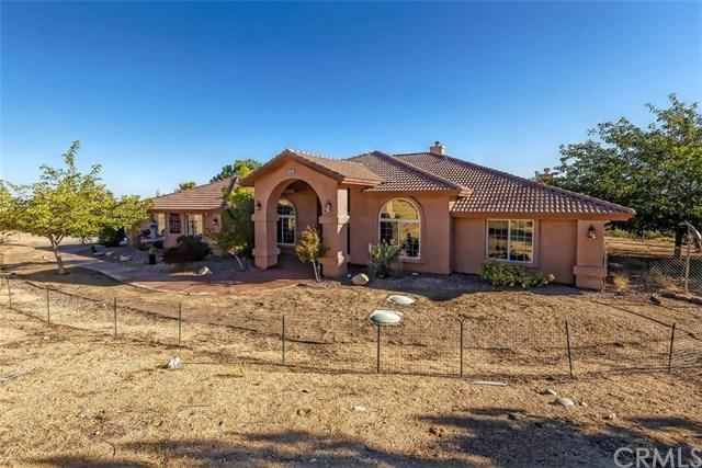 9353 Pinon Hills Road, Pinon Hills, CA 92372 (#OC18249926) :: Group 46:10 Central Coast