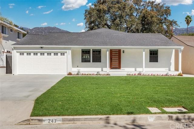 247 E Newman Avenue, Arcadia, CA 91006 (#WS18250131) :: Mainstreet Realtors®