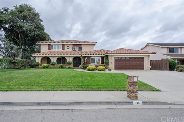 938 Foxenwood Drive, Santa Maria, CA 93455 (#PI18250343) :: DSCVR Properties - Keller Williams