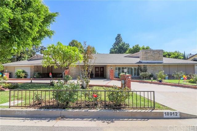 18912 San Jose Street, Porter Ranch, CA 91326 (#SR18250380) :: The Laffins Real Estate Team