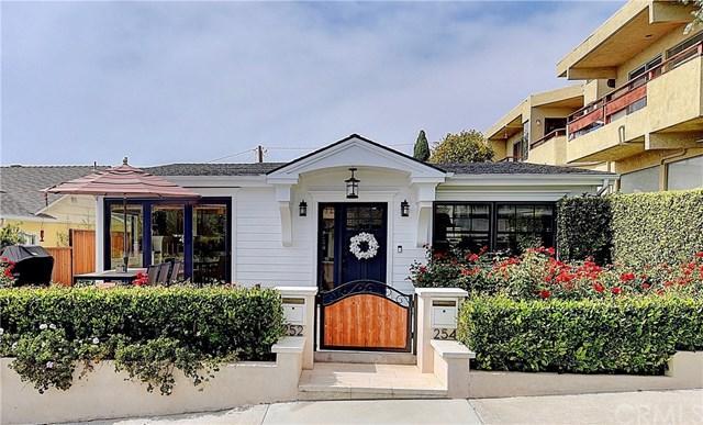 254 Wave Street, Laguna Beach, CA 92651 (#LG18250465) :: Pam Spadafore & Associates