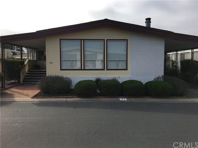 633 Ramona Avenue #114, Los Osos, CA 93402 (#SC18250565) :: Group 46:10 Central Coast