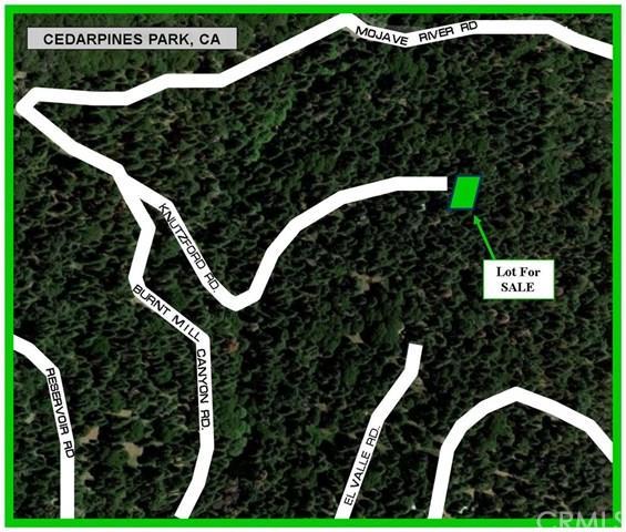 0 Knutzford Road, Cedarpines Park, CA 92322 (#SW18250659) :: Pam Spadafore & Associates